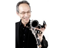 Bengt Sandström, klarinett, NorrlandsOperan