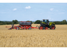 Tractors with crawler tracks – AXION 900 TERRA TRAC