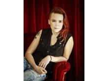 Författaren Sara Lövestam pratar om skrivande under dyslexidagarna 8-10 oktober