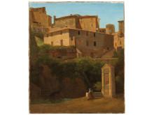 Nyförvärv: franskt romantiskt måleri i Rom