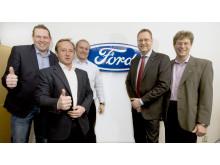RøhneSelmer overtar alt Ford-salget i Stor-Oslo - 3 FordStores inklusive nytt mobilitetssenter.