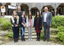 NaturVision 2014 - Platz 2 Mittelschule Passau Neustift, 7. Klasse