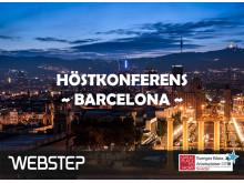 Höstkonferensen i Barcelona, 2016