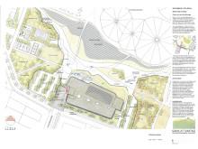 Förslag på Hyllies nya badanläggning visas på utställning - Samlat simtag