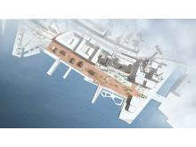 Parkeringsanläggning Skeppsbron