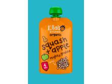 Squash äpple + quinoa