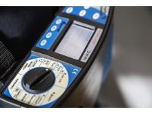 Roskilde Sygehus, kalibreringsudstyr til HPFI-test