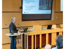 Bostads- och digitaliseringsminister Peter Eriksson