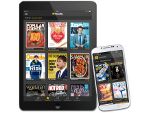 Readly for tablet and smartphone
