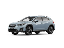 What Car? Safety Award Highly Commended Subaru XV