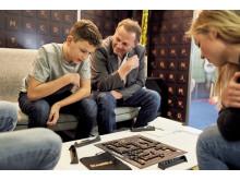 Mattel Games - Spiel Essen 18: 70 Jahre Scrabble