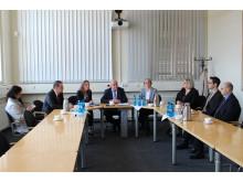 Kooperatiohn zwischen der TH Wildau und der Fachhochschule für Finanzen