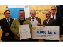Preisverleihung Bürgerenergiepreis Oberpfalz_Siedlergemeinschaft