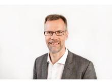 Jonas Oldgren, verksamhetschef för Uppsala kliniskt forskningscentrum