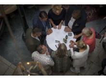 Policylabb diskussioner från ovan_ Patrick Trägårdh Umebild