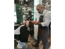 Maarouf Abdul Karim, Platinum Barber, Helsingborg