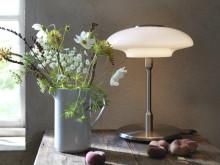 TÄLLBYN bordlampe 40 cm glas 249.-