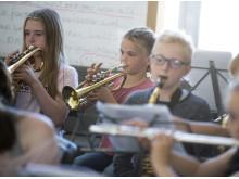 Moray Music Centre rehearsals