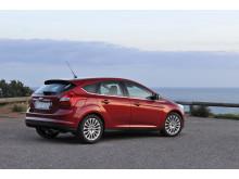 Nye Ford Focus, fra siden