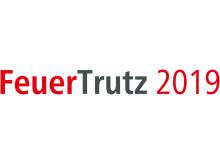 Logo FeuerTrutz Messe 2019