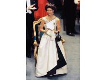 H.M. Drottning Silvias nobelklänning 1994