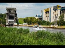 Industriekultur Schiffshebewerk