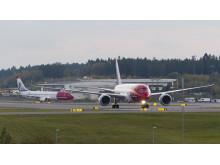 Boeing 737 ja Boeing 787