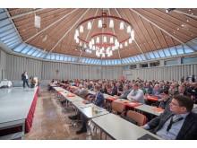 Den 6. Motoristen-Kongress am 20. Februar 2016 besuchten 250 Teilnehmer. Eine Fachausstellung, interessante Referate und die Gespräche mit Kollegen sorgten für einen informativen, interessanten und ereignisreichen Tag.