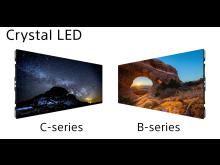 Display Crystal LED