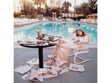 "Terry O´Neill: ""Fay Dunaway"", Los Angeles 1977."