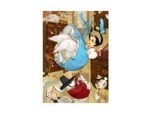 """Værket """"Alice"""" af Nayoung Wooh"""