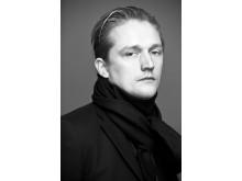 Linus Fellbom, scneograf och ljusdesigner i Rigoletto på NorrlandsOperan, premiär 1 oktober 2015.