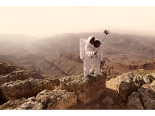 Julien_Mauve_France_Shortlist_Professional_Conceptual_2016_Series Name: Gretting From Mars