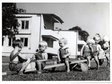 Barnhemsbarn – Vidkärrs barnhem