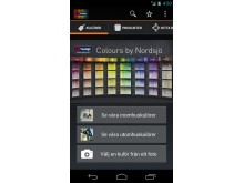 App Colours by Nordsjö