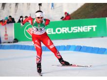 Kristin Våga Fløttum, jakstart JR-VM Minsk