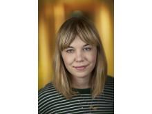 Linn Ogelid, nominerade till Årets Förnyare