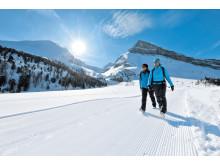 Winterwanderung Gemmipass (Wallis)