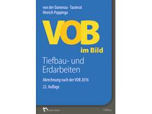VOB im Bild – Tiefbau- und Erdarbeiten, 22. Auflage, 2D (tif)