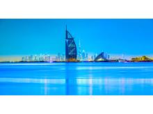 Dubais skyline