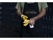 Champagne Bollinger Cellar