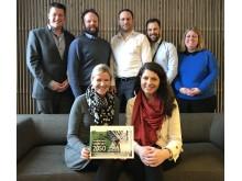 Selvaag Eiendom tilslutter seg de 10 anbefalte strakstiltakene i Eiendomssektorens veikart mot 2050
