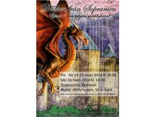 Affisch Draken från Sopranien – Epilog 1