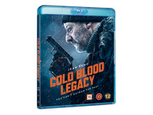 Cold Blood Legacy, Blu-ray