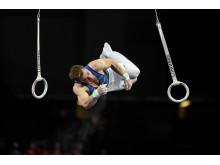Karl Idesjö, VM i artistisk gymnastik 2019