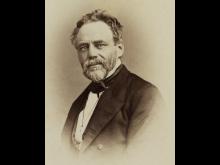 Wilhelm Marstrand, u.å (Udsnit). Fotograferet af Georg Emil Hansen (1833–1891). Det Kgl. Bibliotek