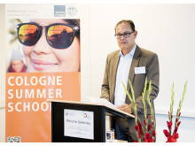 Eröffnung Cologne Summer Schools