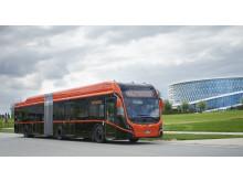 Ny buss till snabbusslinjen Karlstadsstråket