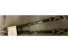 Black and yellow roughneck bolt cutters 24inch
