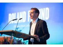 Festrede von dpa-Journalist Roland Freund